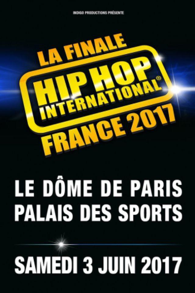 HIP HOP INTERNATIONAL @ Palais des Sports - Paris