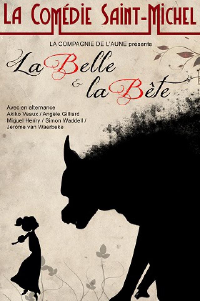 La Belle et La Bête @ La Comédie Saint Michel - Grande salle - PARIS
