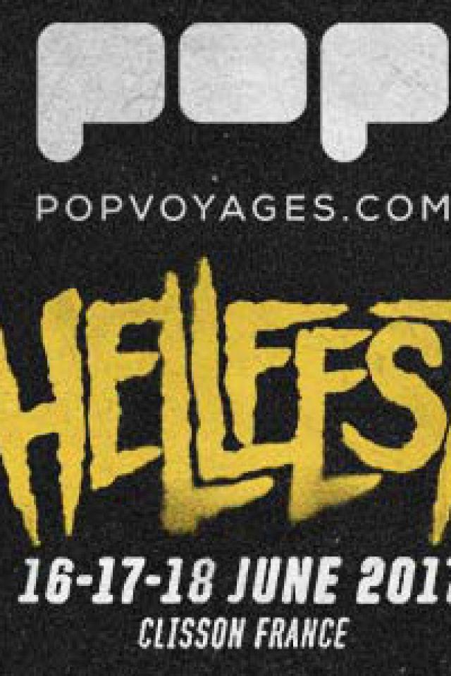 Festival HELLFEST: BUS + BILLET 3 JOURS + CAMPING à CLISSON @ SITE DU HELLFEST - Billets & Places