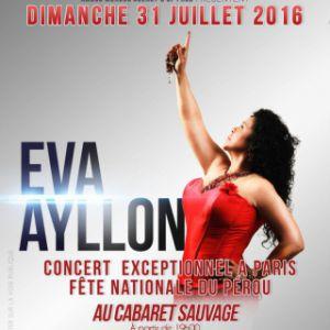Concert EVA AYLLON