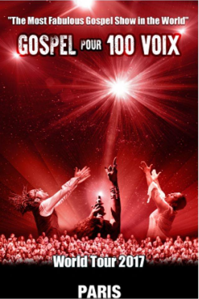 Gospel pour 100 Voix @ Palais des Sports - Paris