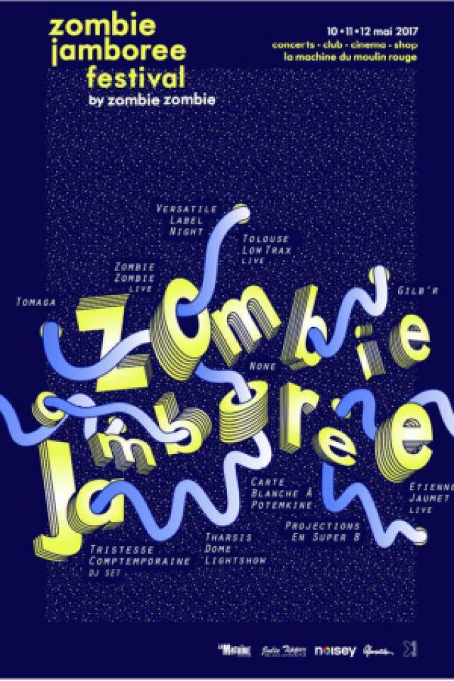 ZOMBIE JAMBOREE FESTIVAL DE ZOMBIE ZOMBIE @ La Machine du Moulin Rouge - Paris