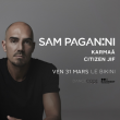 SAM PAGANINI, KARMAÂ, CITIZEN JIF - Festival Pink Paradize
