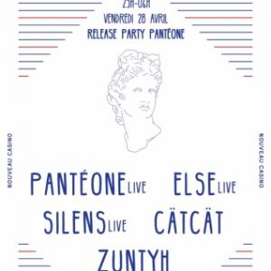 Soirée Pantéone Release Party