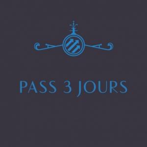 PITCHFORK MUSIC FESTIVAL PARIS - PASS 3 JOURS