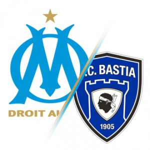 Olympique de Marseille - SC Bastia @ Orange Vélodrome - Marseille