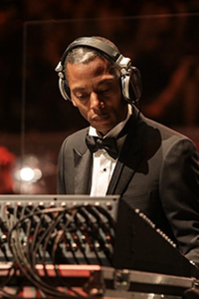Jeff Mills & l'ONL @ LA BAM  (Boîte à Musiques) - METZ