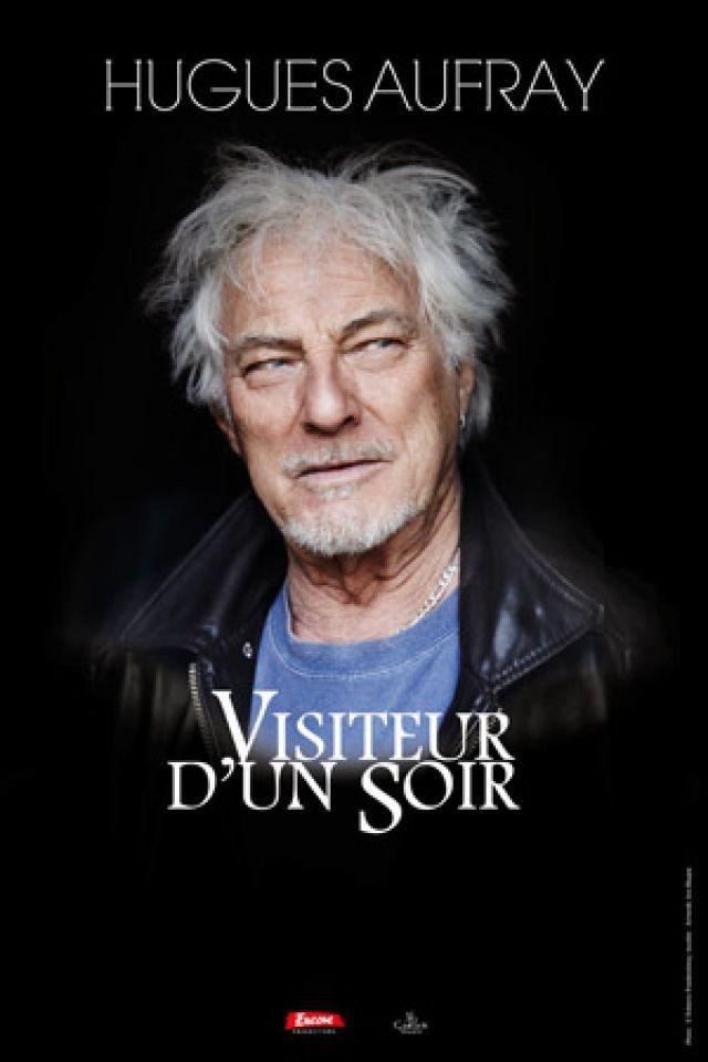 HUGUES AUFRAY @ CENTRE CULTUREL SALLE PAUL ELUARD - SARLAT LA CANÉDA