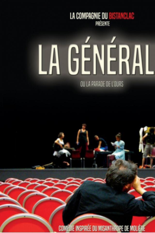 LA GENERALE - Compagnie du Bistanclac   @ Acte 2 Théâtre - LYON
