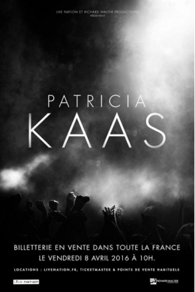 PATRICIA KAAS @ Salle Pleyel - Paris