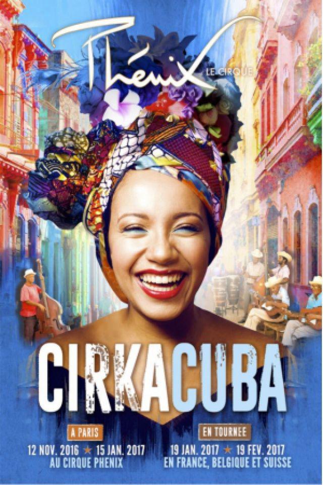 CIRQUE PHENIX - CIRKACUBA @ Théâtre Femina - Bordeaux