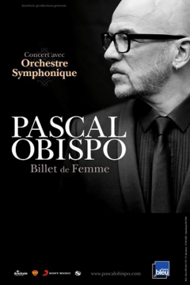 PASCAL OBISPO @ Zénith Oméga - Toulon