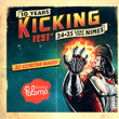 Concert 10 YEARS KICKING FEST' : BURNING HEADS + GUERILLA POUBELLE + ETC.