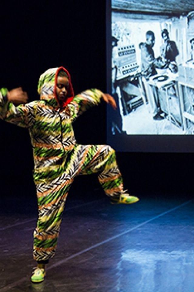 Le tour du monde des danses urbaines en dix villes @ LA BAM  (Boîte à Musiques) - METZ