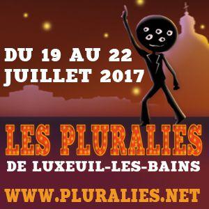 LES PLURALIES - OLIVIA RUIZ @ Cloitre de l'Abbaye - LUXEUIL LES BAINS
