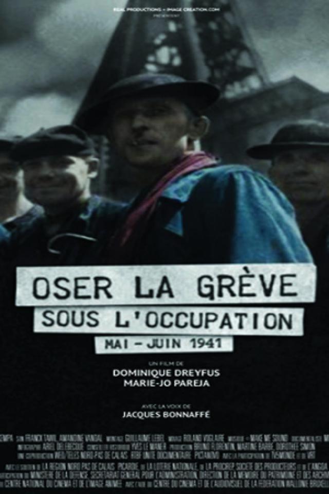 Oser la grève sous l'Occupation - Mai-Juin 1941 @ LE MÉTAPHONE - Le 9-9bis - OIGNIES