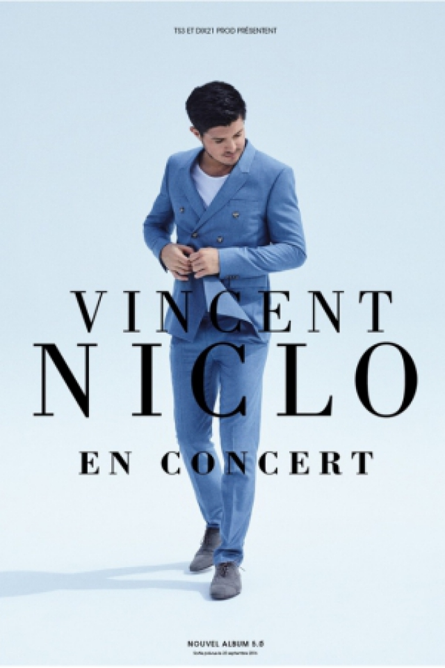 Billets VINCENT NICLO - Maison de la Culture