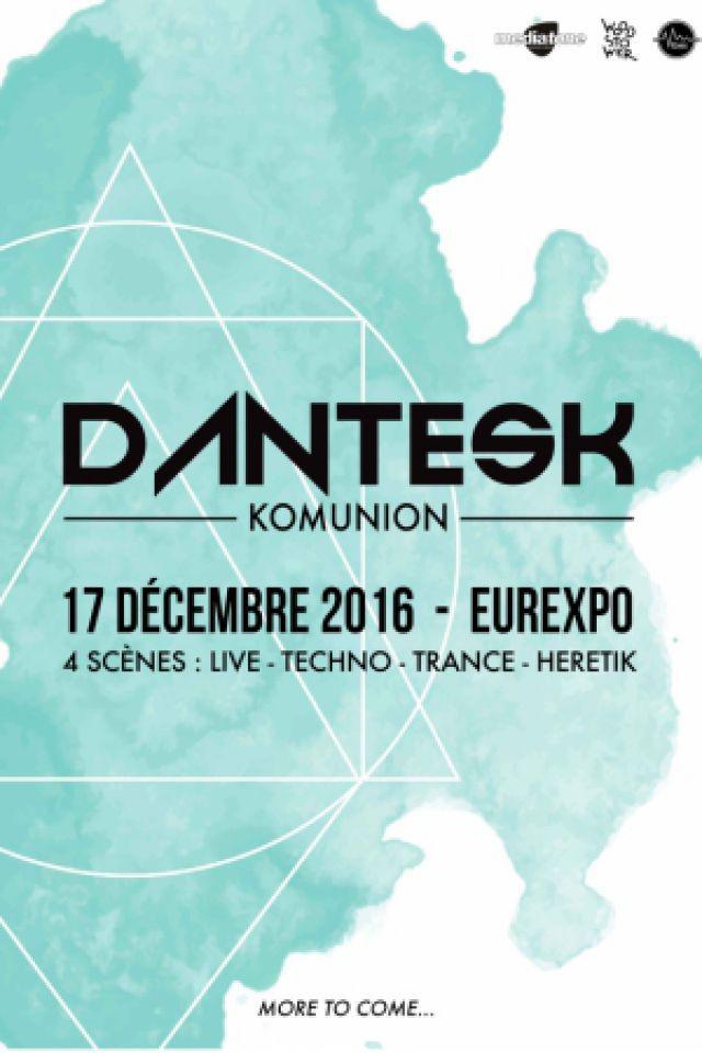 Festival DANTESK - KOMUNION