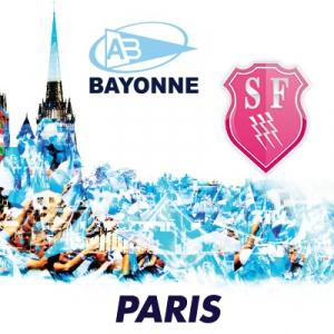 AB - STADE FRANCAIS @ Stade Jean-Dauger - BAYONNE