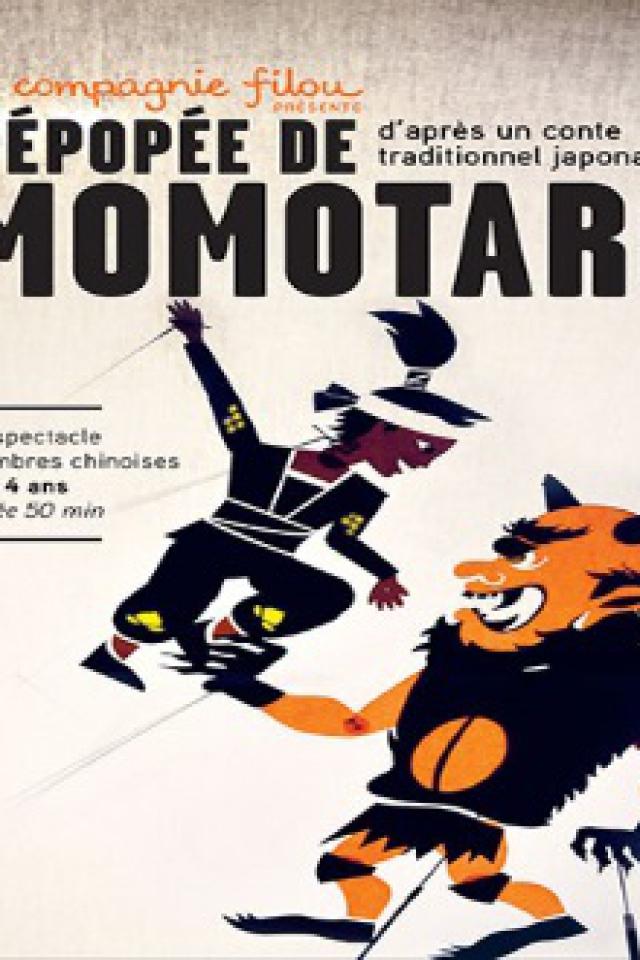L'épopée de Momotaro @ Essaïon Théâtre - Paris