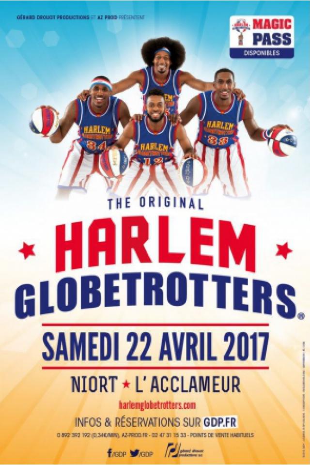 HARLEM GLOBETROTTERS @  Palais des Sports Jean-Michel Geoffroy - DIJON