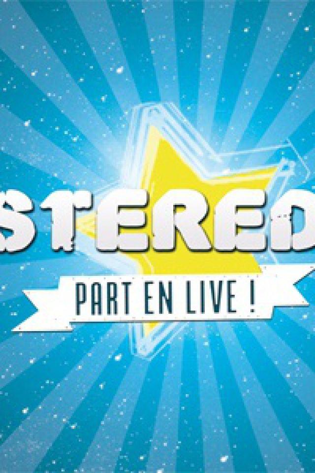 STERED PART EN LIVE ! @ La Citrouille - St Brieuc