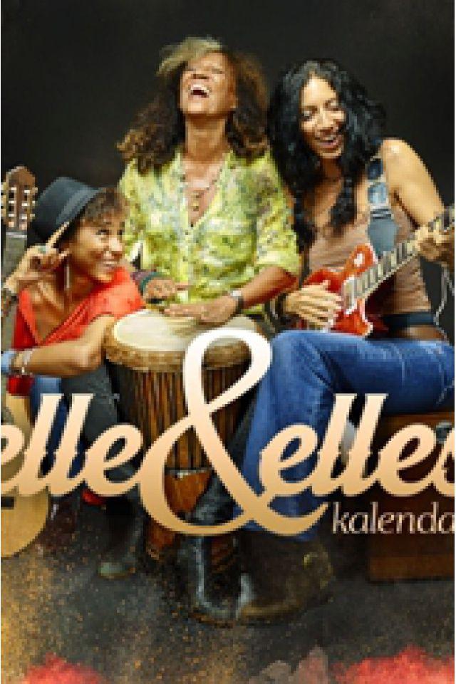 ELLE & ELLES @ LE SAX - ACHERES