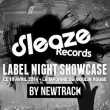Soirée SLEAZE RECORDS NIGHT BY NEWTRACK & LE SOUS SOL