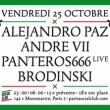Soirée BROMANCE x SICARIO , BRODINSKI, PANTEROS666, ALEJANDRO PAZ à Paris @ Le Social Club - Billets & Places