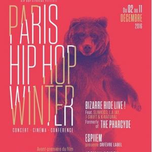 Festival PARIS HIP HOP WINTER : ESPIIEM PRESENTE ORFEVRE LABEL