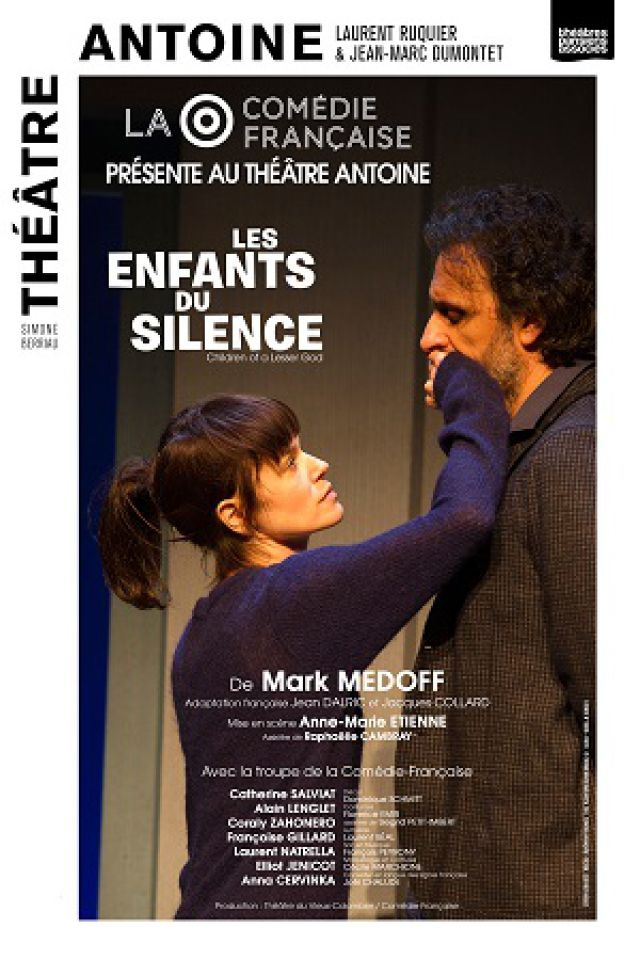 LES ENFANTS DU SILENCE  @ Théâtre Antoine - Paris