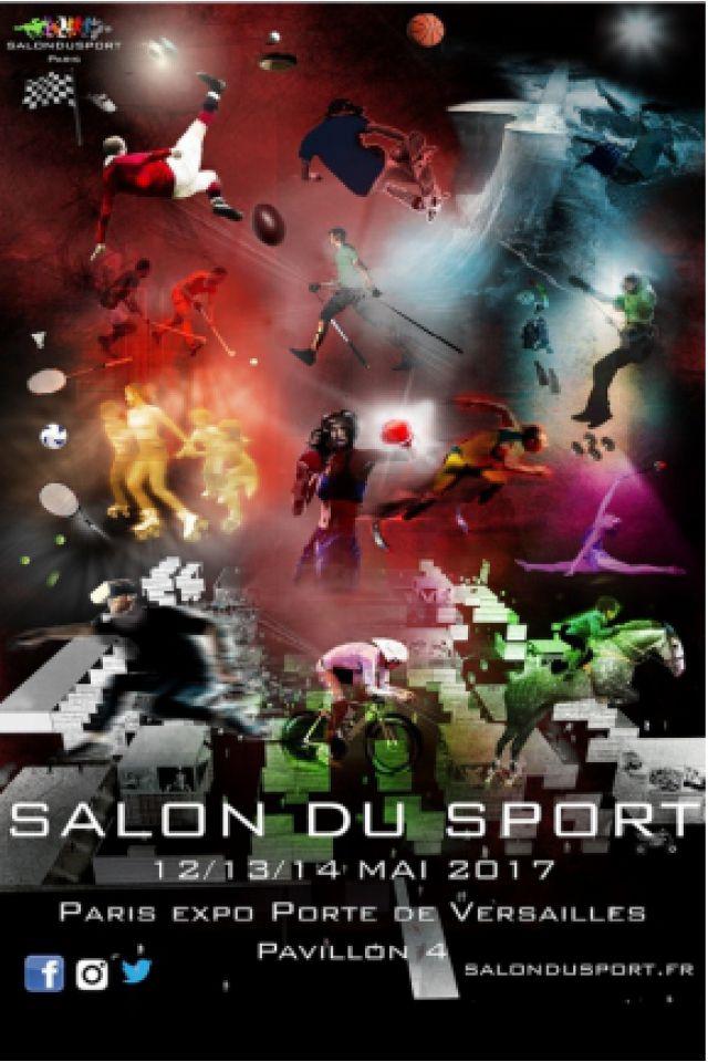 SALON DU SPORT DE PARIS @ Paris expo Porte de Versailles - PARIS