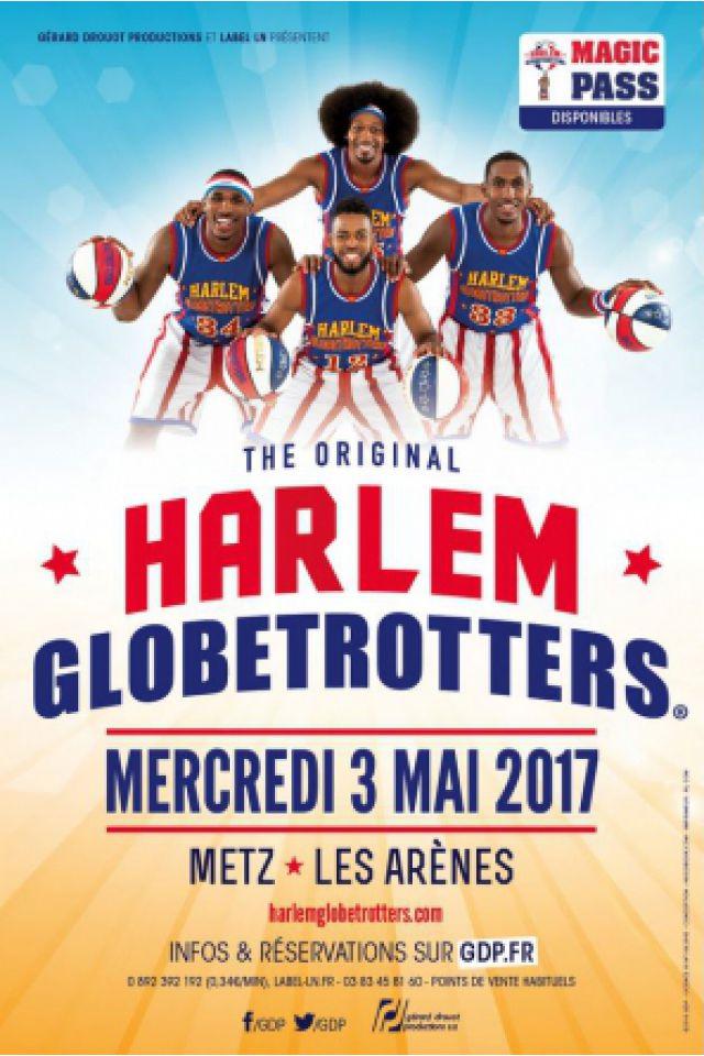 HARLEM GLOBETROTTERS @ Les Arènes de Metz - Metz