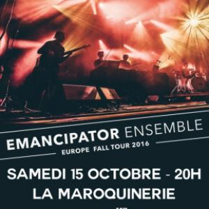 Concert EMANCIPATOR ENSEMBLE