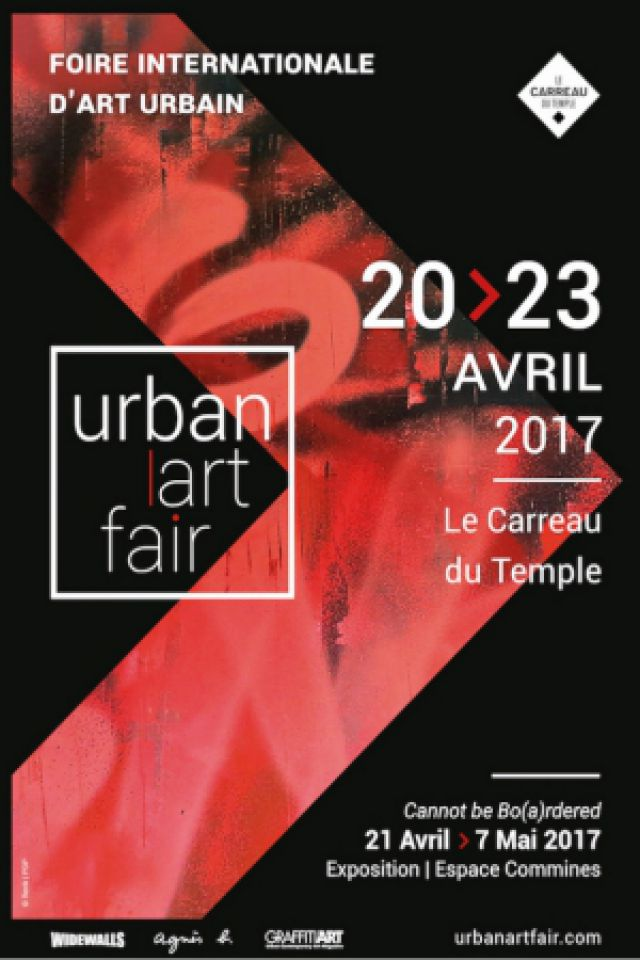Salon Urban Art Fair | Paris 2017