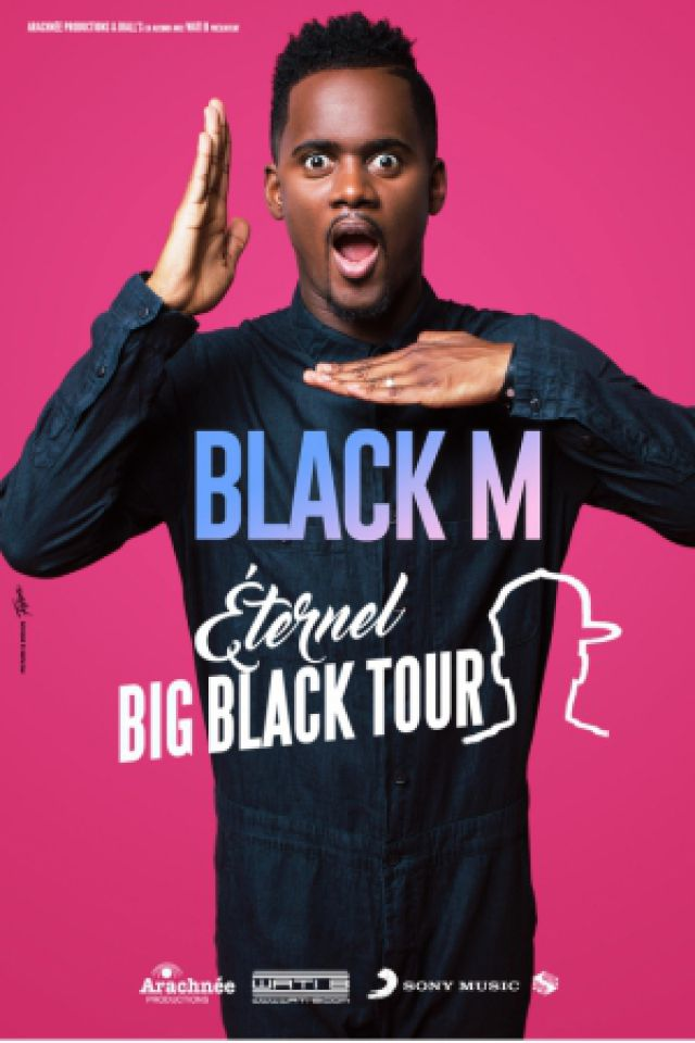 Black M @ Parc des expositions Lorient - LANESTER