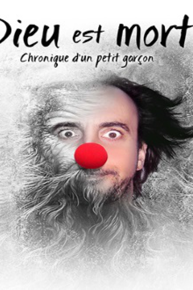 DIEU EST MORT Chronique d'un petit garçon @ Essaïon Théâtre - Paris