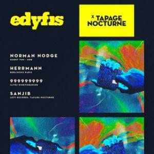 Soirée EDYFIS x TAPAGE NOCTURNE