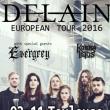 DELAIN + Evergrey + Kobra & the Lotus