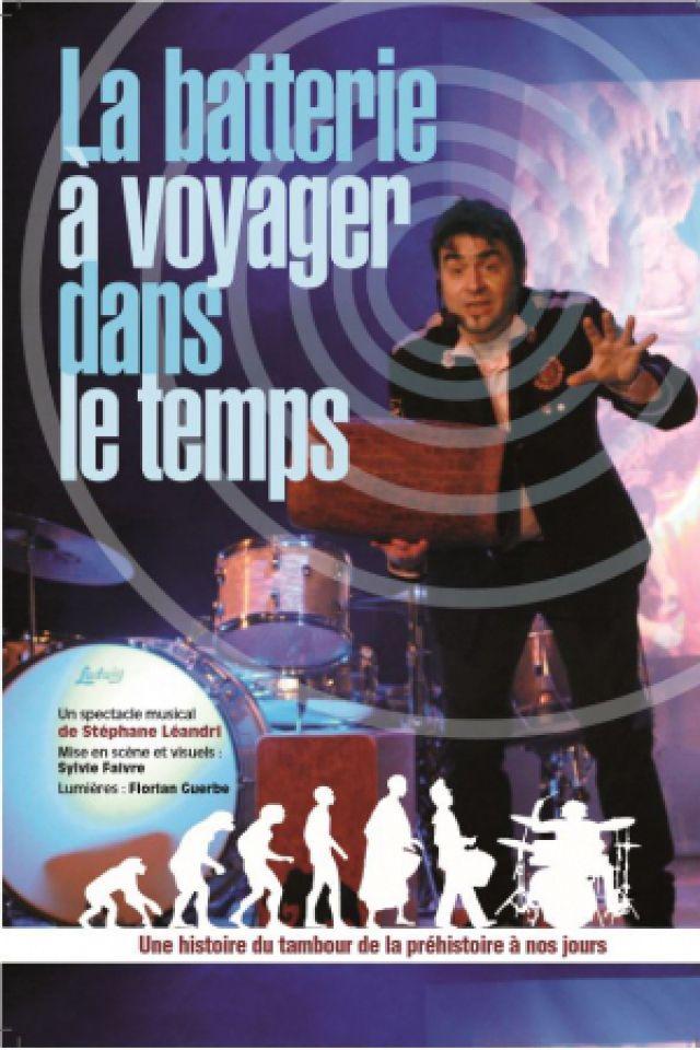 La batterie à voyager dans le temps @ Théâtre des Grands Enfants - Grand Théâtre - CUGNAUX
