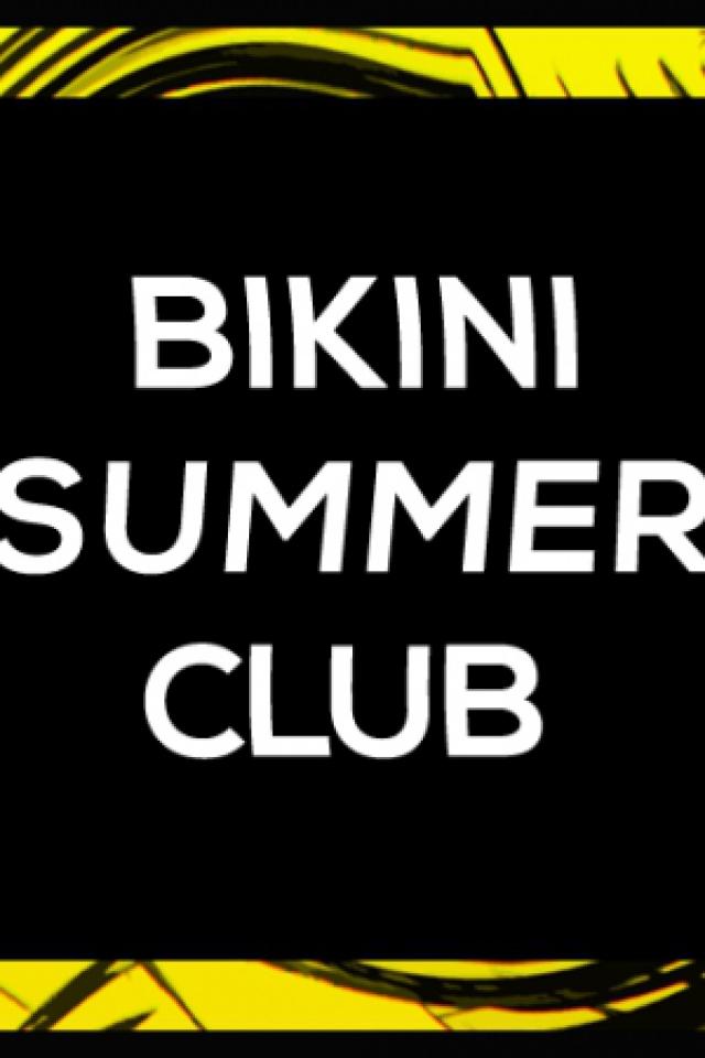 Bikini Summer Club : COUNTERSTRIKE  @ LE BIKINI - RAMONVILLE