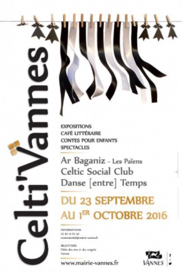 Celtic Social Club @ PALAIS DES ARTS - Salle Lesage - VANNES