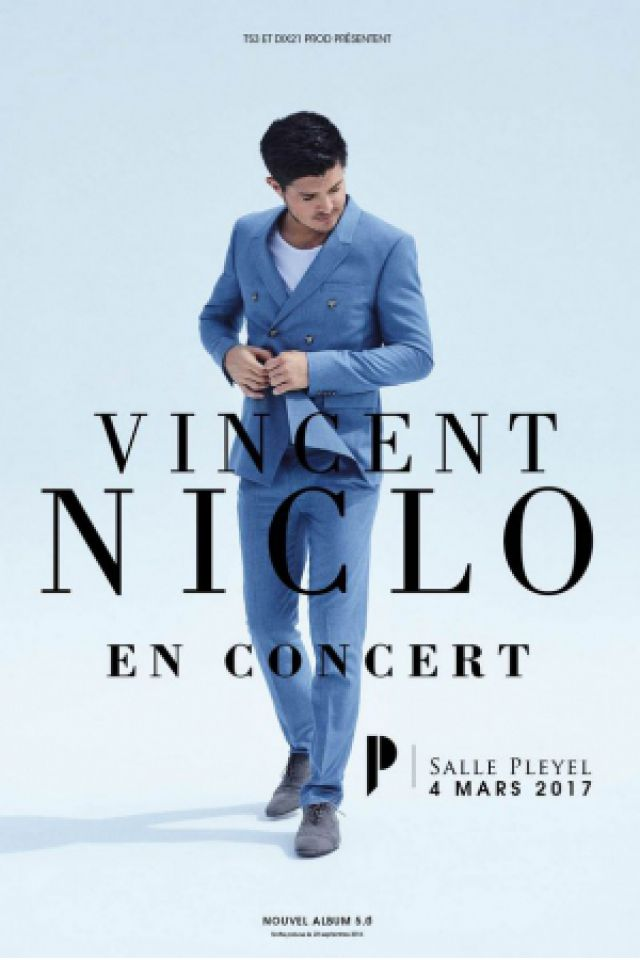 VINCENT NICLO @ CASINO BARRIERE - LILLE