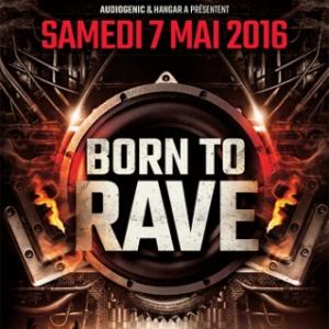 Soirée BORN TO RAVE - BORDEAUX @ Respublica - Billets & Places