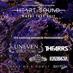 HEART SOUND METAL FEST 2017