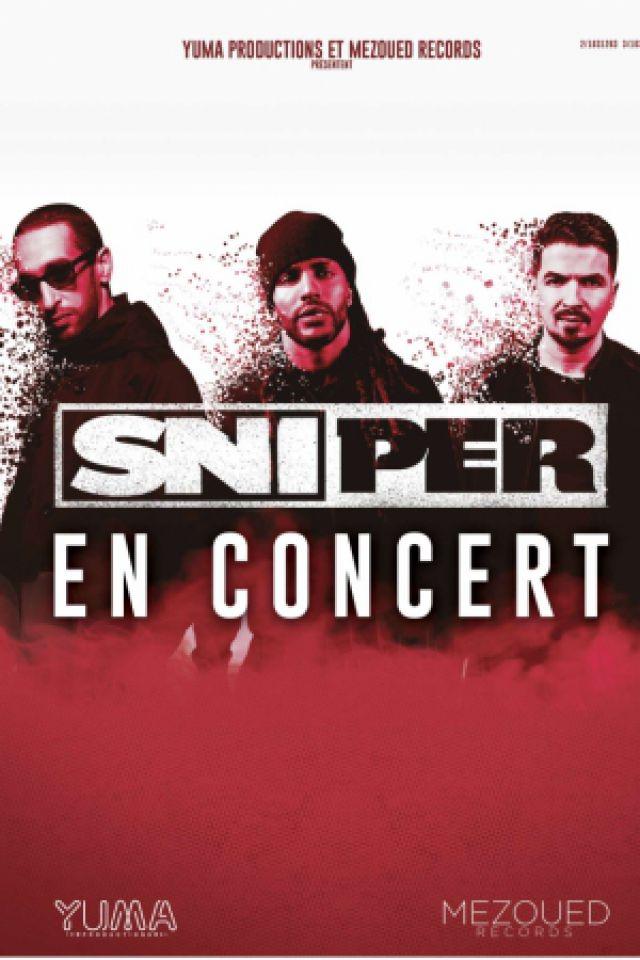 Concert SNIPER