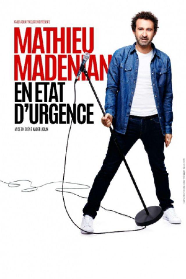 MATHIEU MADENIAN @ Casino Théâtre Barrière Toulouse - Toulouse