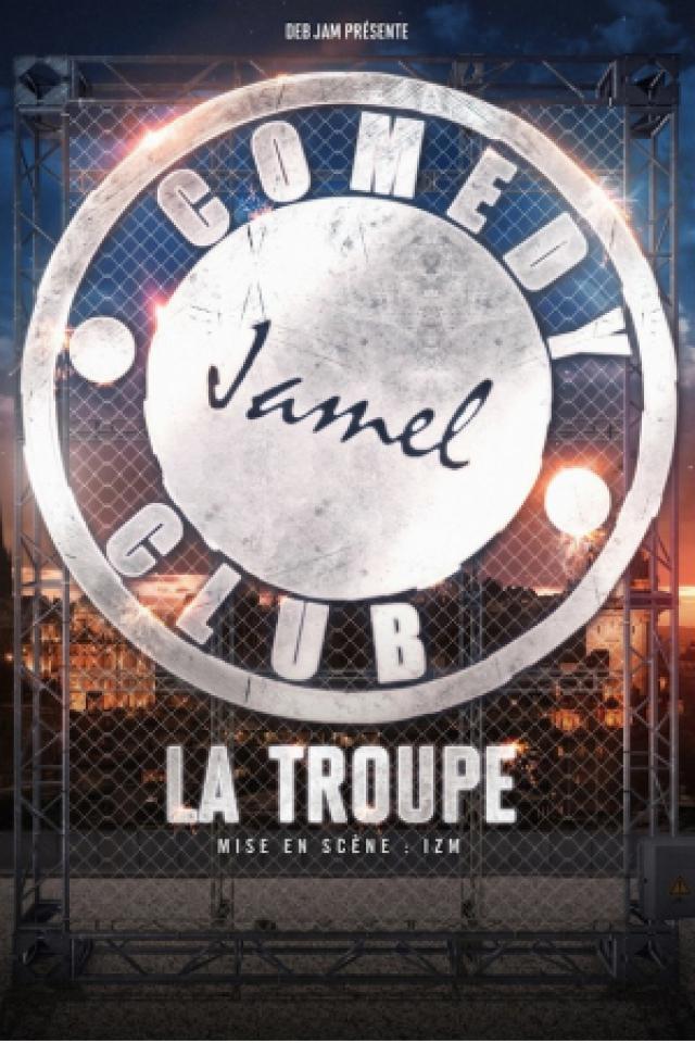 LA TROUPE DU JAMEL COMEDY CLUB @ Salle Poirel - Nancy