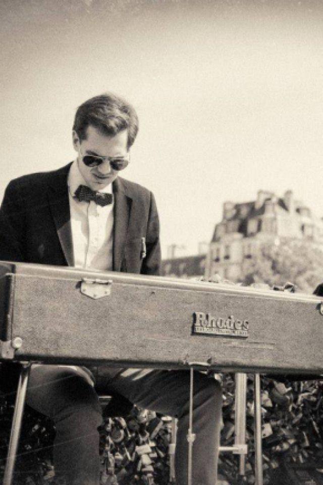 #JazzDeDemain  LAURENT DAMONT @ Le Baiser Salé - PARIS