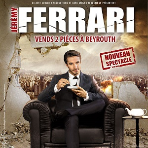Billets JEREMY FERRARI - Le Liberté